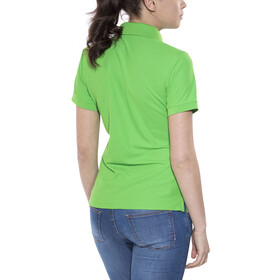 Craft Classic Polo Pique Shirt Women craft green